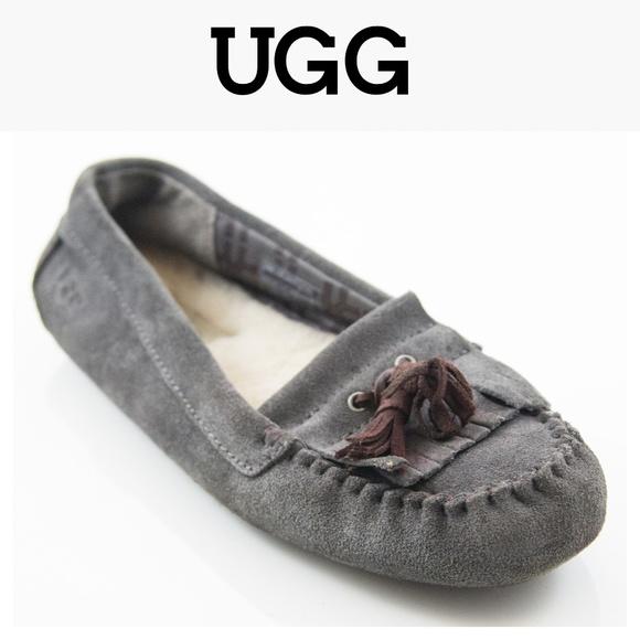 5cfc08e53ff UGG Australia Lizzy Granite Womens Slipper Size 7